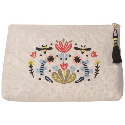 Frida Cosmetic Pouch