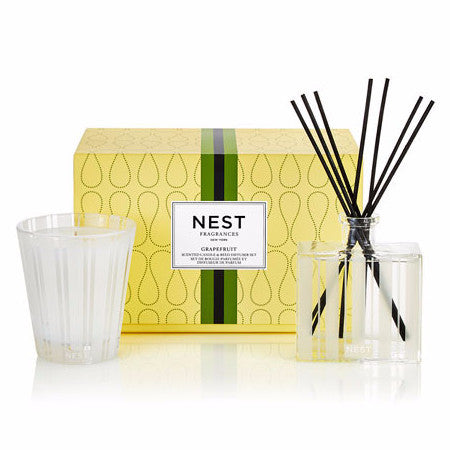 Nest Candle & Diffuser Set
