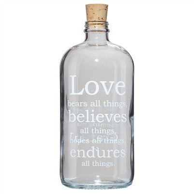 Gratitude Apothecary Jars (More Options)