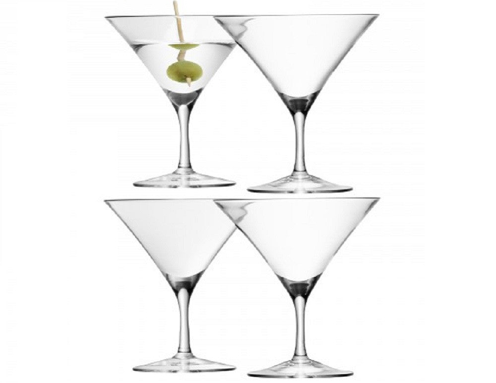 Martini Glass Set