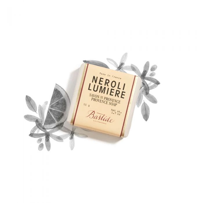 Small Bar Soap Neroli Lumiere