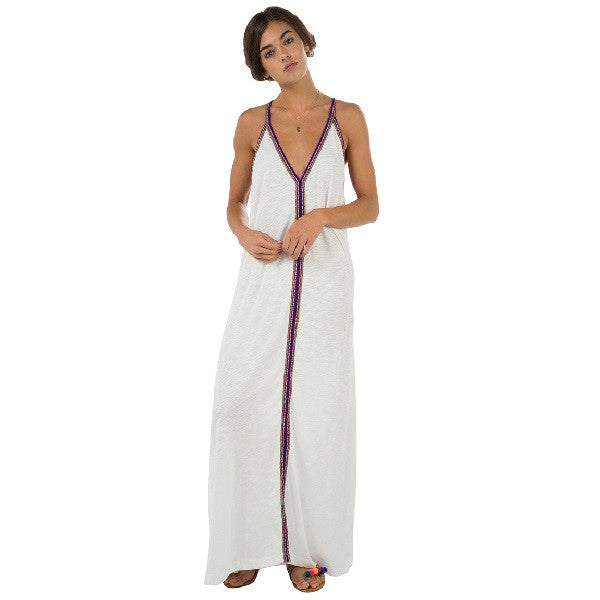 Pima Sundress White