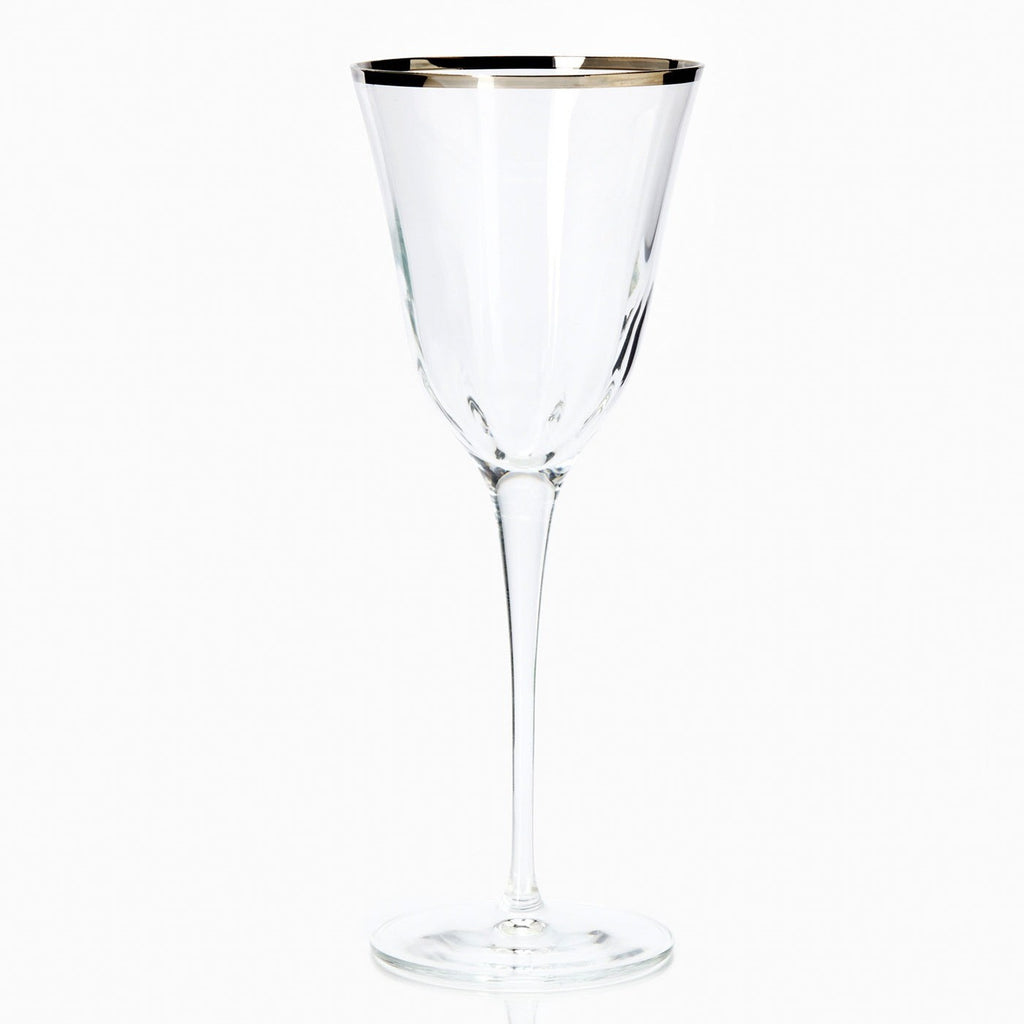 Optical Gold & Platinum Drinkware