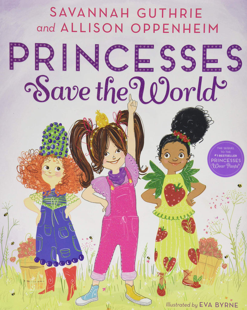 Princess Saves The World