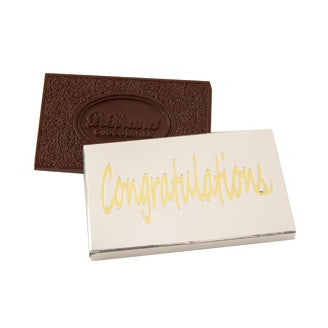 DeBrand Chocolate Thoughts - Congratulations Card