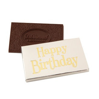 DeBrand Chocolate Thoughts - Happy Birthday