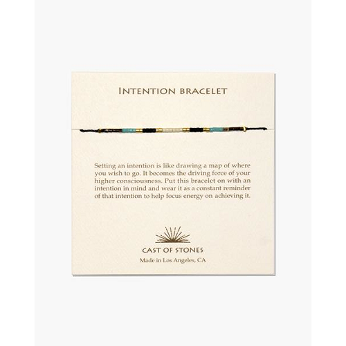 Indian Summer Intention Bracelet