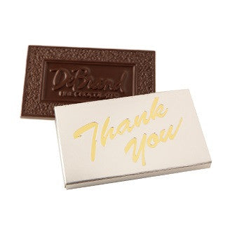 DeBrand Chocolate Thoughts - Thank You