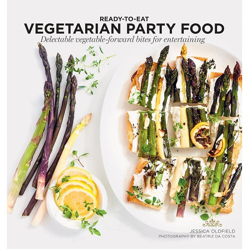 Vegetarian Party Food: Delectable Vegetable-Forward Bites for Entertaining