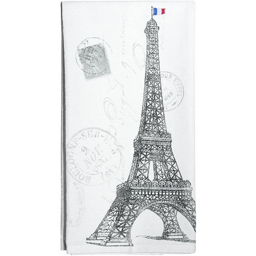 Eiffel Tower Towel
