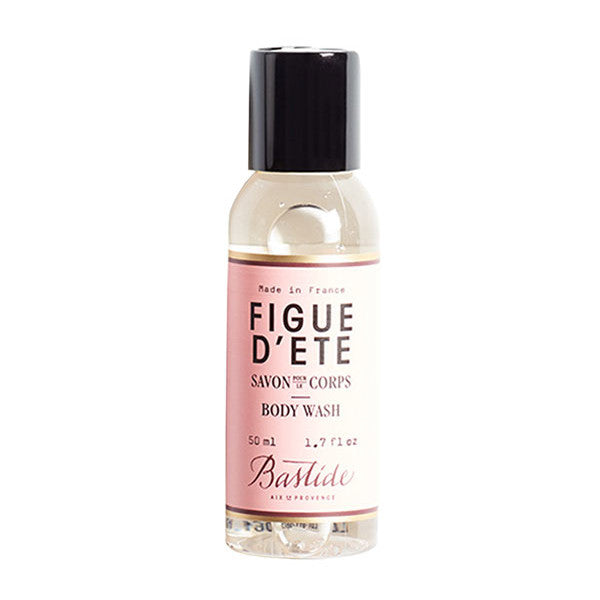 Travel Body Wash Figue dEte