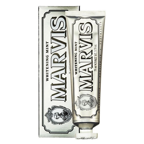 Marvis Classic Whitening Mint Toothpaste (More Options)