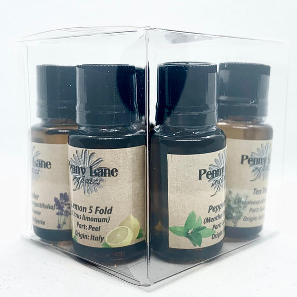 Essential Oil Must Have 6-Pack-Penny Lane Organics