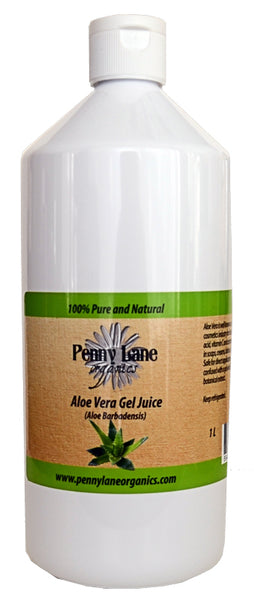 Aloe Vera Gel Juice - 250ml-Penny Lane Organics