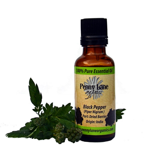 Black Pepper Essential Oil-Penny Lane Organics