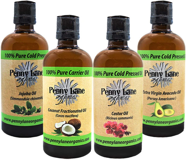 Carrier Oil 4 Pack-Penny Lane Organics