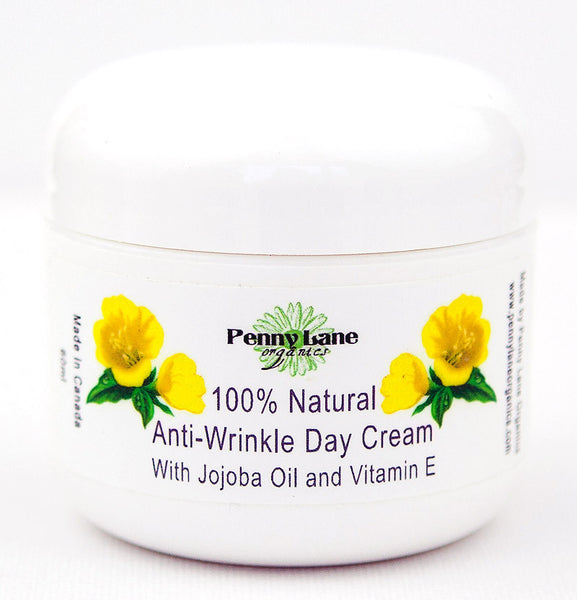 Antiwrinkle 100% Natural Day Cream-Penny Lane Organics