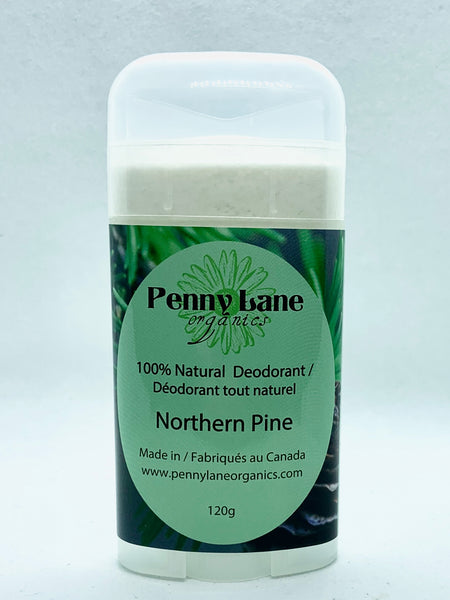 Natural Deodorant Northern Pine (VEGAN)-Penny Lane Organics