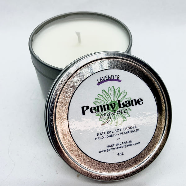 Lavender Candle-Penny Lane Organics