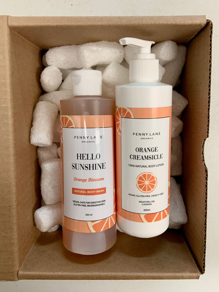 Hello Sunshine Mama Gift Set-Penny Lane Organics