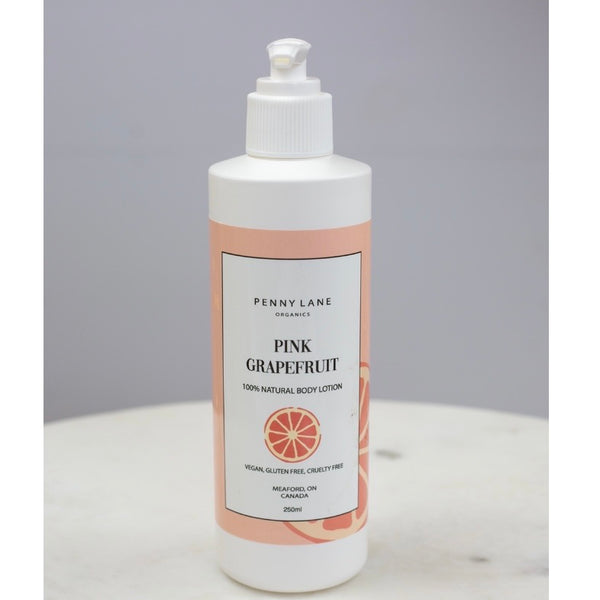 Hand and Body lotion - PINK GRAPEFRUIT-Penny Lane Organics