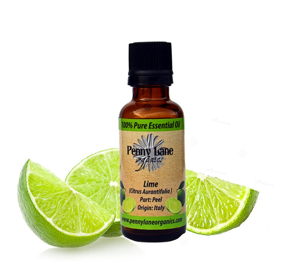 Lime Essential Oil 30 ml-Penny Lane Organics