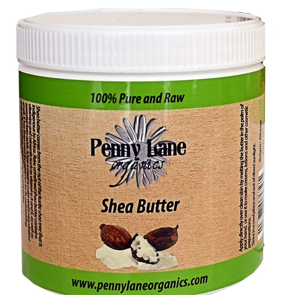 Shea Butter Natural-Penny Lane Organics