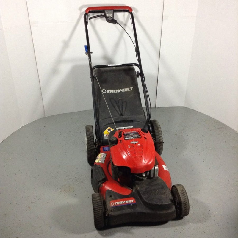 "Troy-Bilt 21"" Self Propelled 3 in 1 Mower 190cc Briggs & Stratton 675 Series"