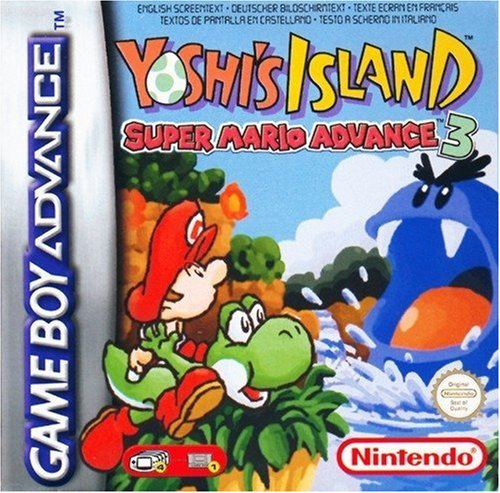 Yoshis Island Super Mario Advance 3 Nintendo Game Boy Advance GBA