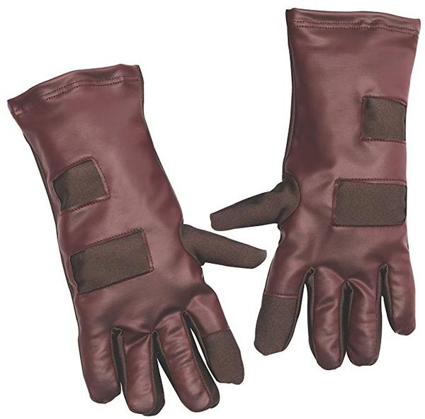 Marvel Guardians Of The Galaxy Star-Lord Adult Halloween Cosplay Costume Gloves