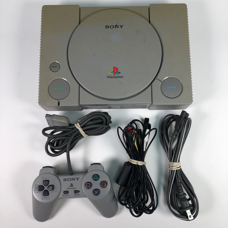 Sony Playstation 1 PS1 System SCPH-7501 Console
