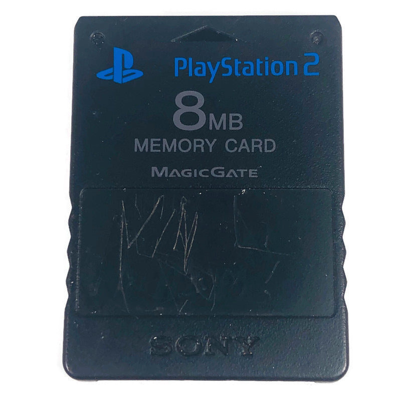 Sony Playstation 2 PS2 8 MB Memory Card SCPH-10020