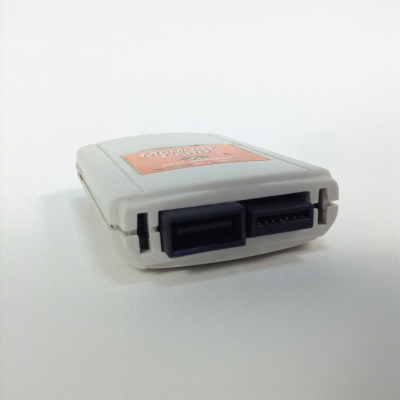 Sega Dreamcast Performance Memory Card