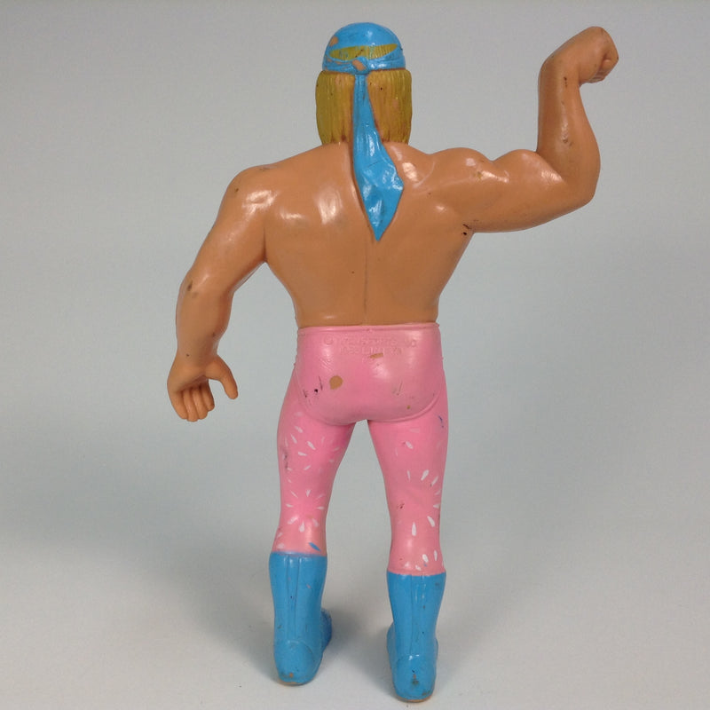 "Jesse The Body Ventura 8"" Titan Sports 1986 LJN Rubber Wrestling Figure WWE WWF"
