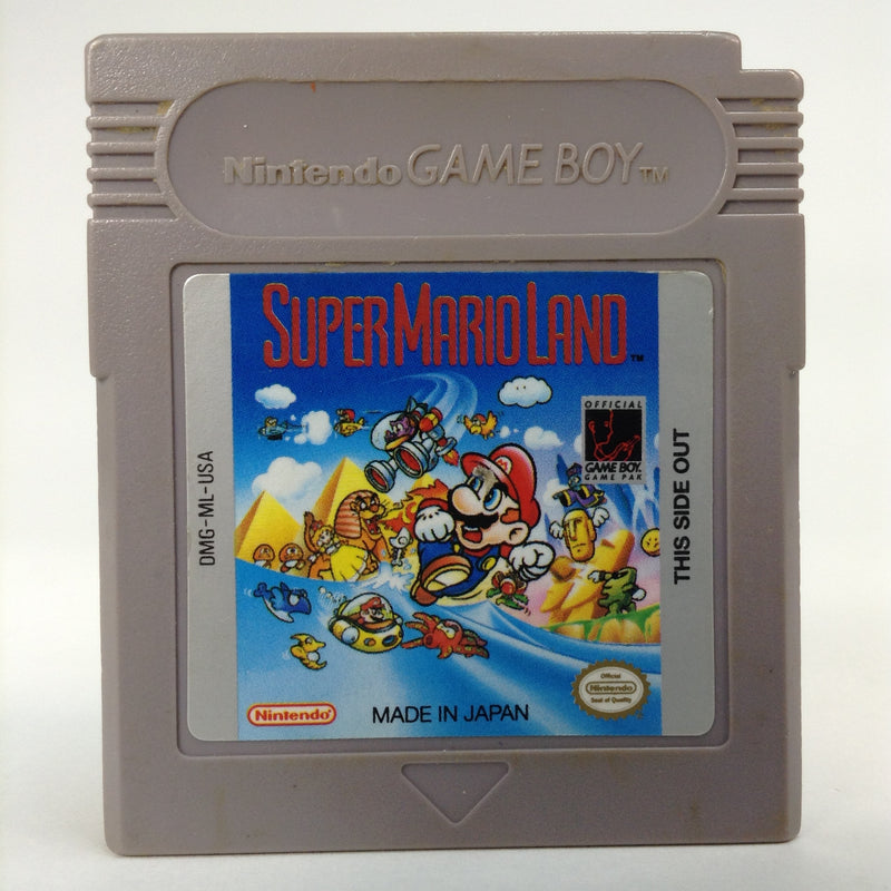 Super Mario Land Nintendo Game Boy *Authentic*