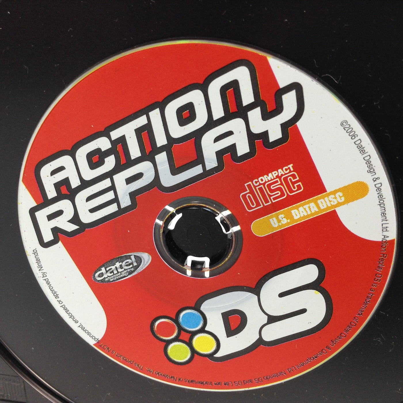 Action Replay DS GameCube Disc Only