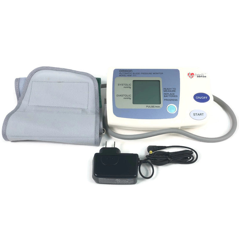 Omron Automatic Blood Pressure Monitor HEM-711