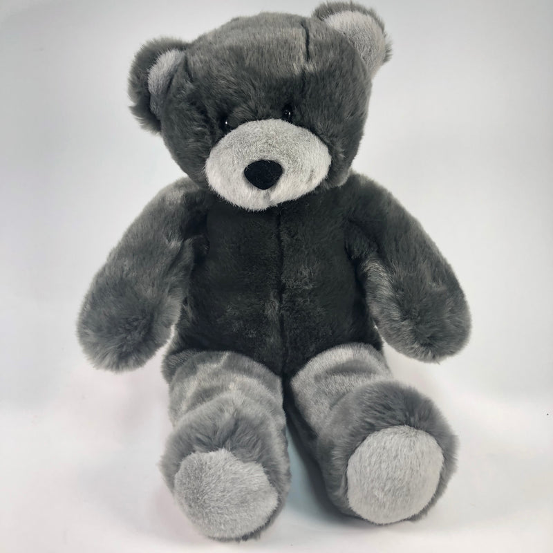 "Fiesta 21.5"" Grey Cuddle Bear Stuffed Soft Plush Toy #C10524"