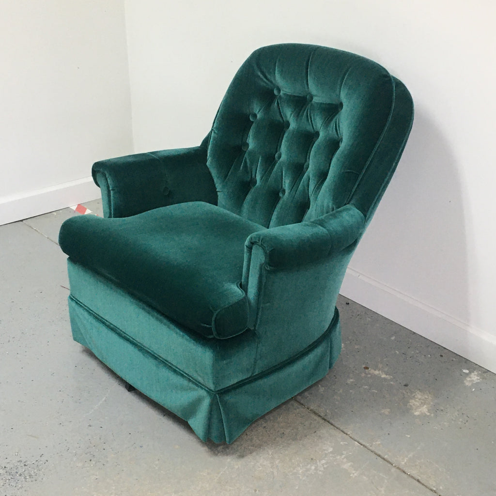 Best Chairs Green Rocker Swivel Glider Chair