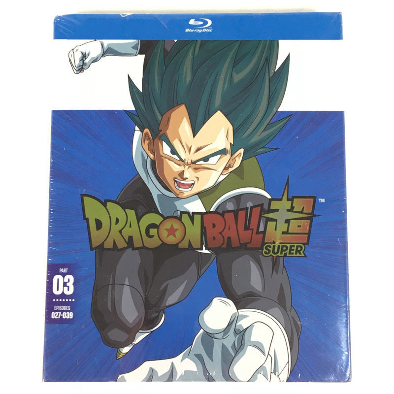 Dragon Ball Super Part 3 Blu Ray