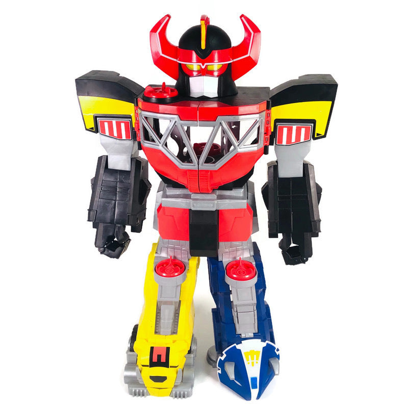 "Power Rangers Megazord 2015 Fisher Price 27"" Action Figure"