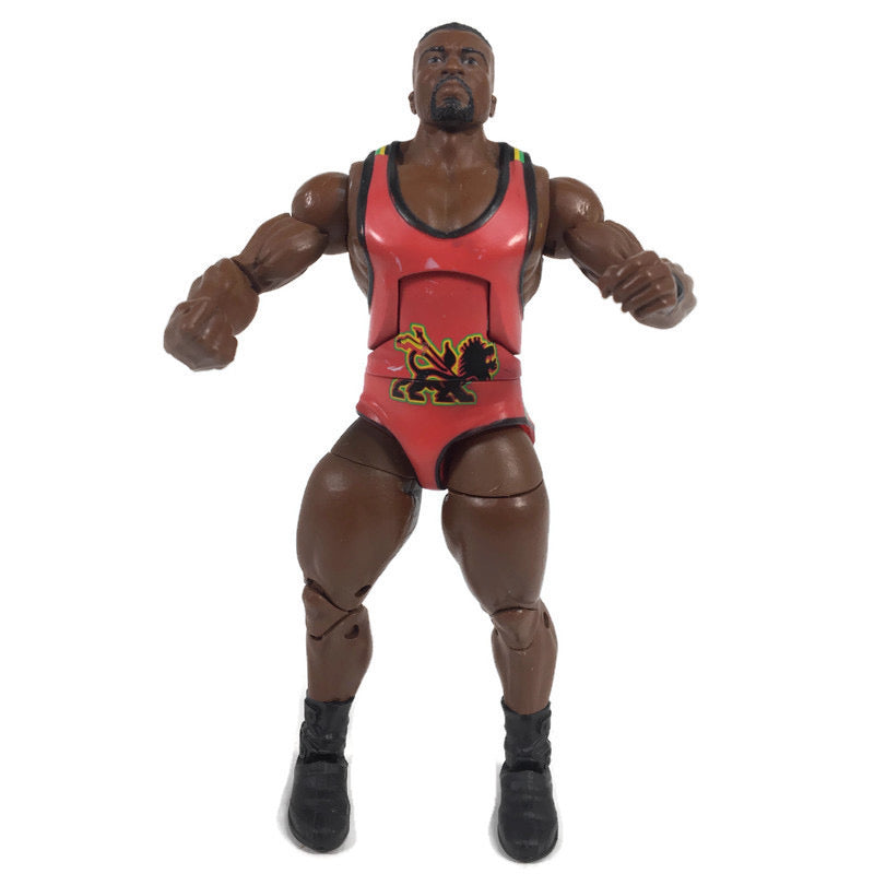 Big E Langston WWE Mattel 2013 Wrestling Action Figure