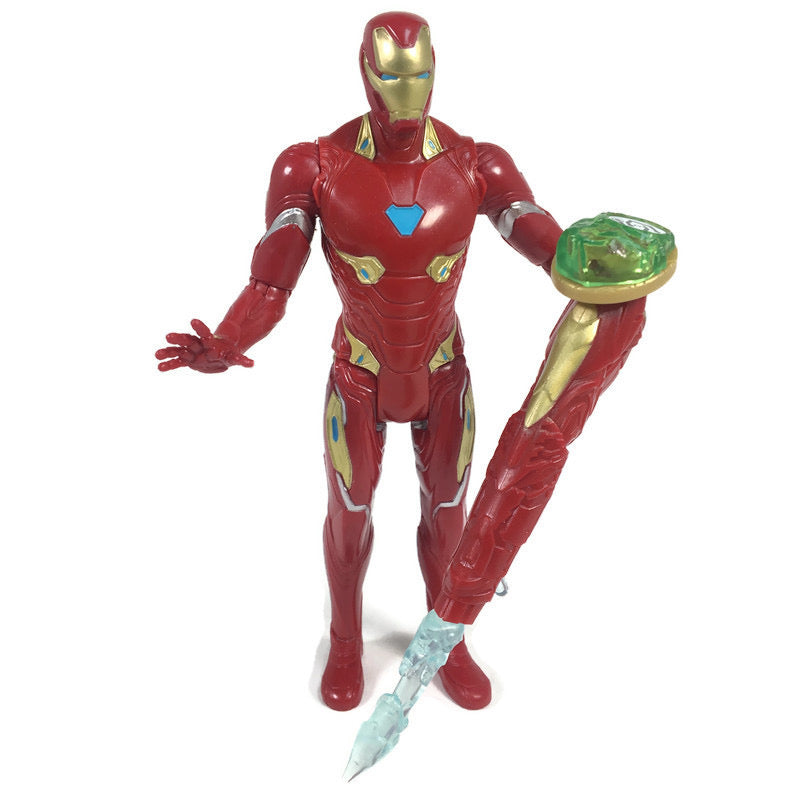 "Iron Man Marvel Avengers Infinity War 6"" Action Figure"