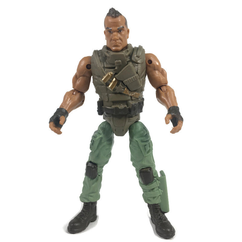 "El Jefe The Corps Lanard 4.5"" Action Figure"