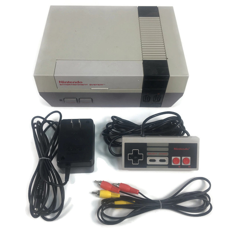 Nintendo Entertainment System Console Bundle NES-001