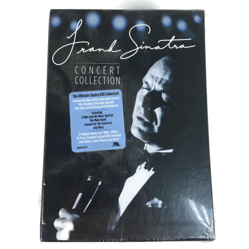 Frank Sinatra Concert Collection DVD Set