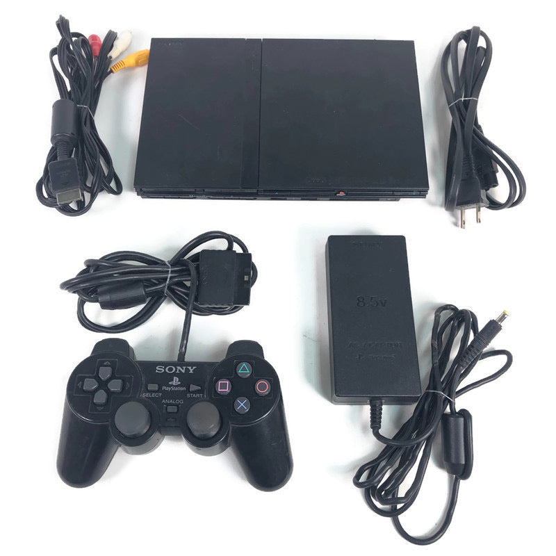 Sony Playstation 2 PS2 Slim Console System Bundle SCPH-70012