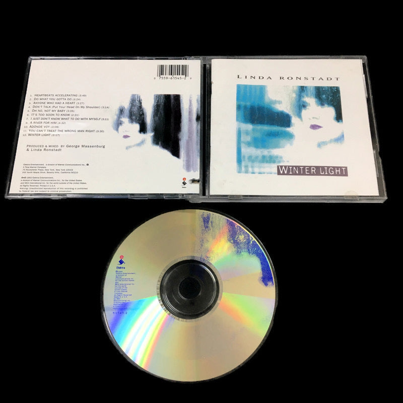 Linda Ronstadt Winter Light CD