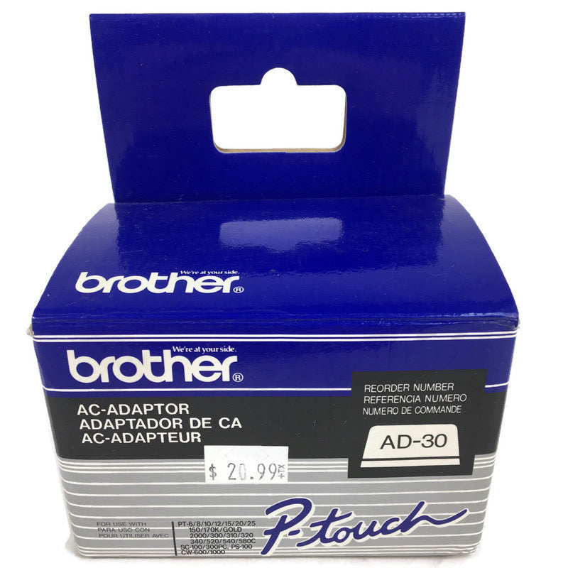 Brother P-Touch AC-Adapter AD-30