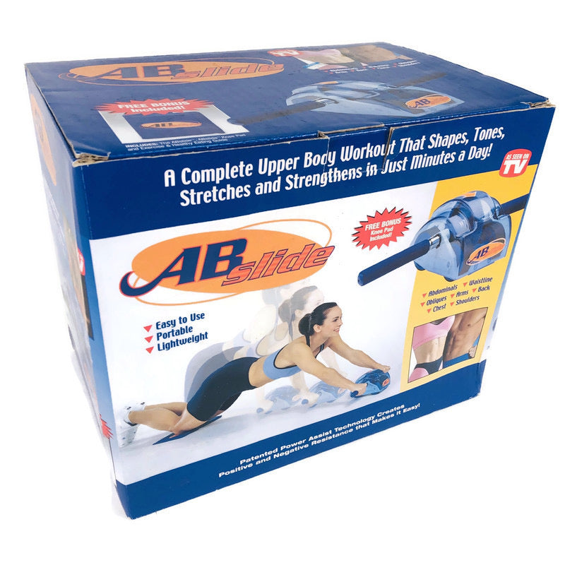 Ab Slide As Seen On TV Core Abdominal Workout Roller
